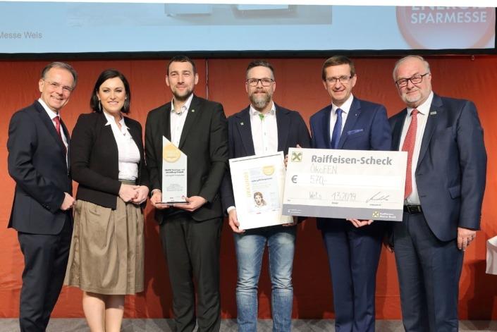 5 oö. Unternehmen als EnergieGenies ausgezeichnet ...